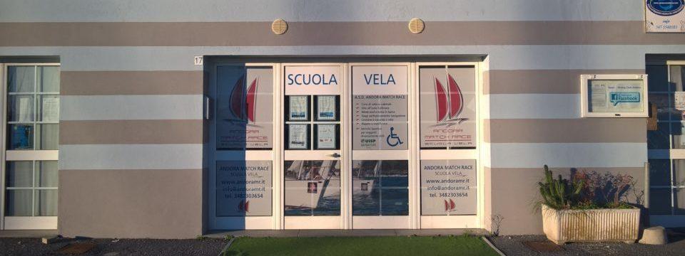 Scuola vela in Liguria