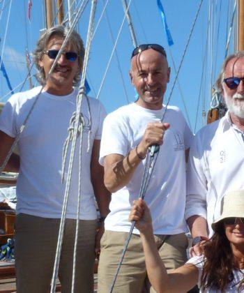 Vela Cup S.Margherita, allenamenti e regate con Mauro Pelaschier
