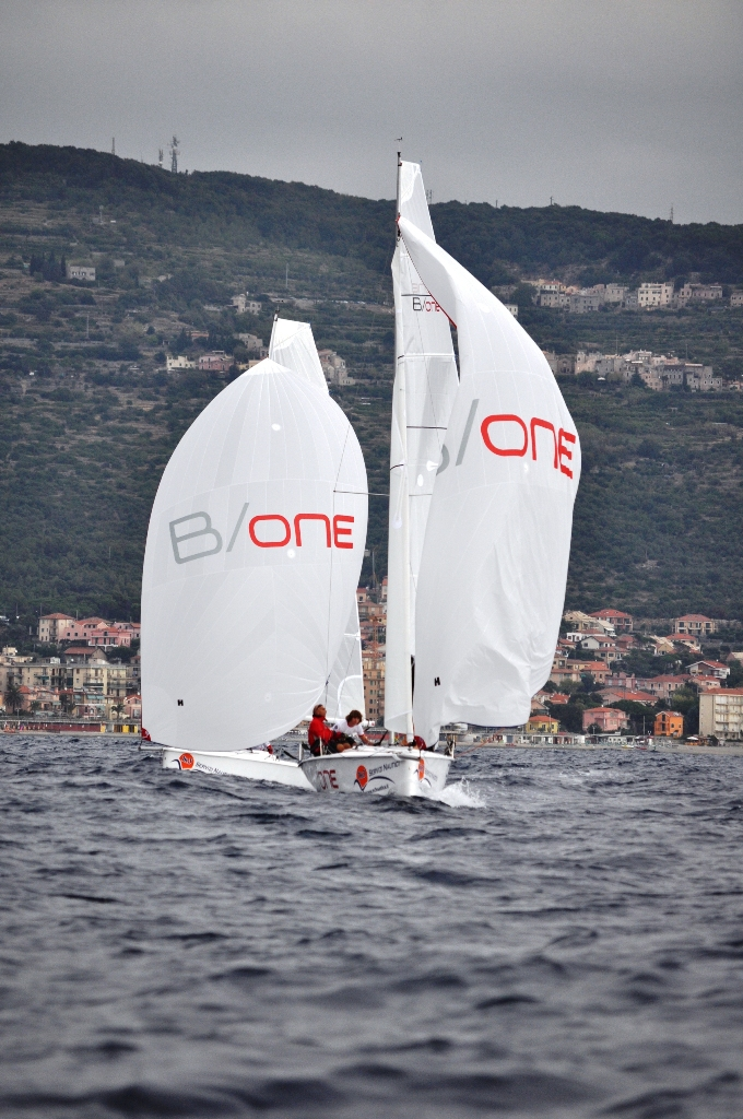 b one andora match race